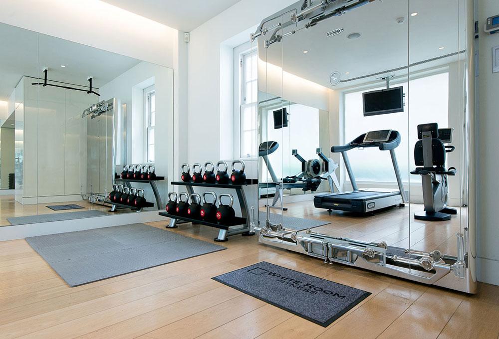 Luxury gym london whiteroom fitness